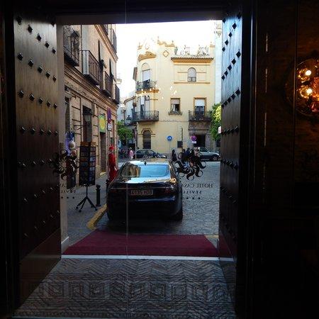 Hotel Casa 1800 Sevilla: Hotel Lobby