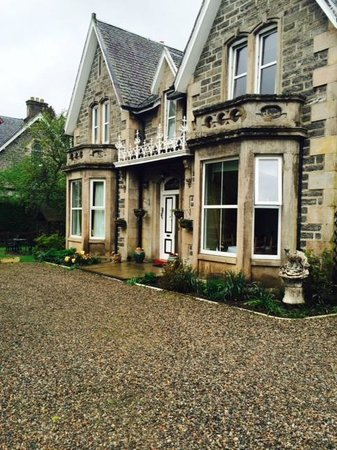 Arden House: Beautiful traditional Scottish B&B