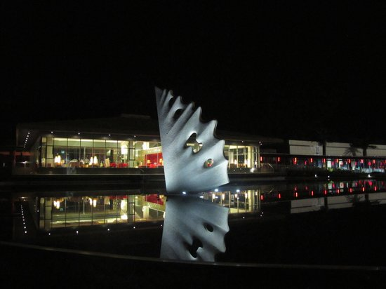 Club Med Guilin: night view