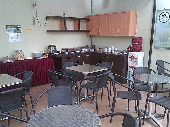 Shafwah Inn: Coffee Shop