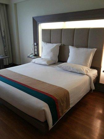 Novotel Solo: my room