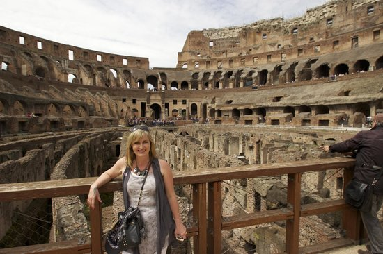 New Rome Free Tour : If these walls could talk...