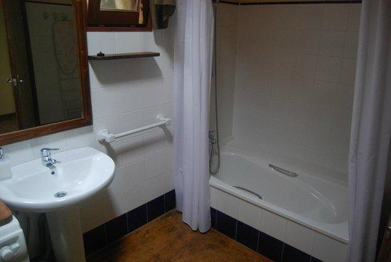 El Moli de Can Aulet: Baño
