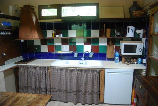 El Moli de Can Aulet: Cocina