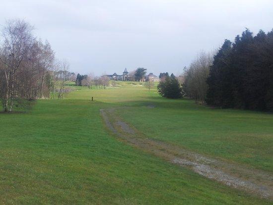 Great National Ballykisteen Golf Hotel: Golf Course
