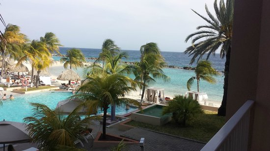 Sunscape Curaçao Resort Spa & Casino: View From 8100's