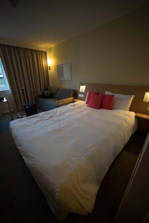 Novotel London Waterloo: Bedroom