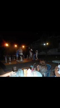 Zorbas Beach Hotel: Night entertainment :) very funny!