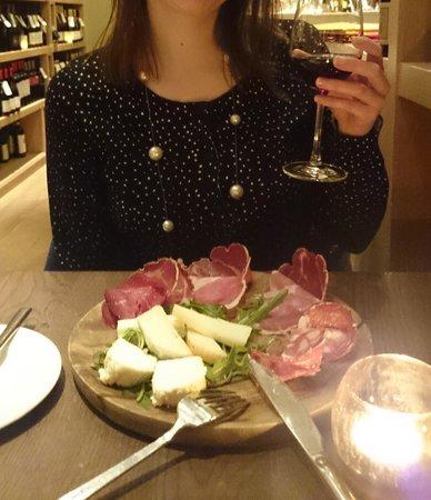 Negozio Classica Primrose Hill: Look at that MEAT! :)