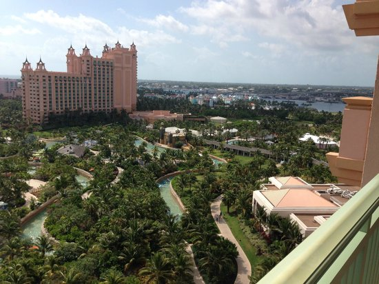 The Cove Atlantis, Autograph Collection: view toward south east from room