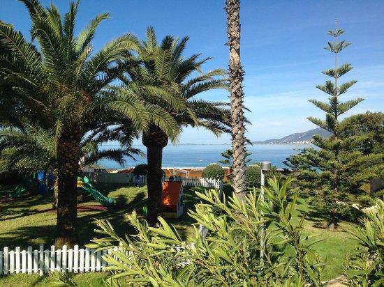 Hotel Club Marina Viva: jardin