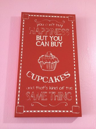 Dulcis Vita Bakery and Coffee Shop: Great saying