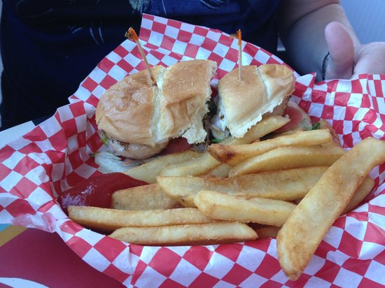 Red Horse Drive-In: T-Bird Sandwich