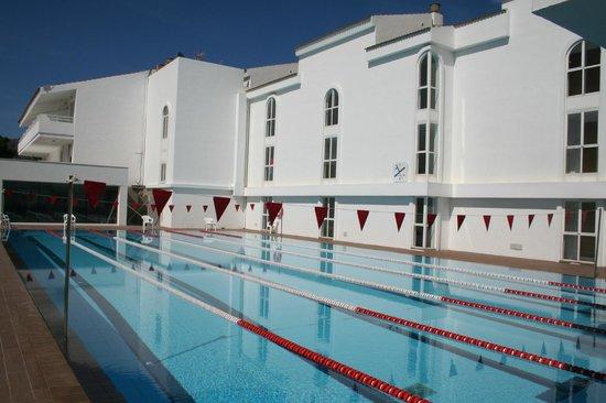 Hoposa Hotel & Apartments Villaconcha: 25m heated pool