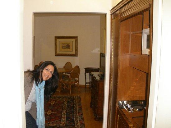 San Marco Palace Suites: Una amplia habitación