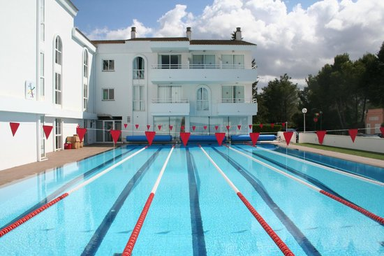 Hoposa Hotel & Apartments Villaconcha: New 25m heated pool