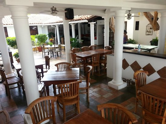 Posada Macanao Lodge : Comedor