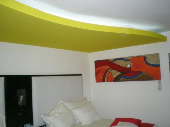 Viva Wyndham Dominicus Beach : 1st Room w/ 2 beds