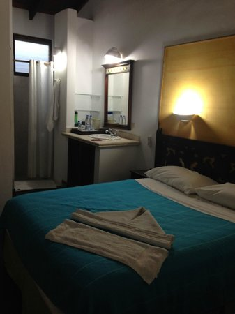 Posada Macanao Lodge: Habitación