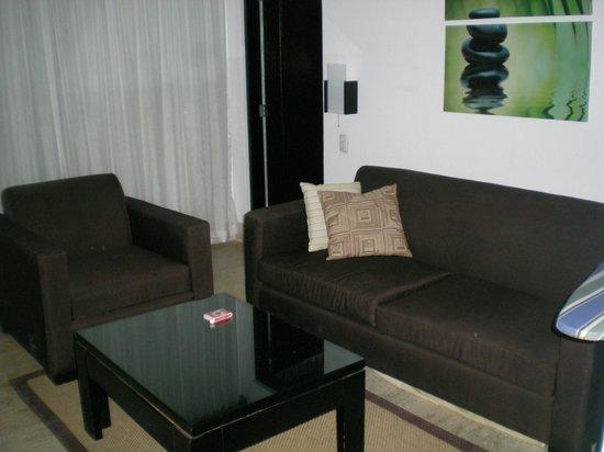 Viva Wyndham Dominicus Beach : 2nd Room 1 King bed/Suite