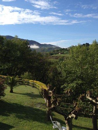 Les Jardins de Bakea : les montagnes