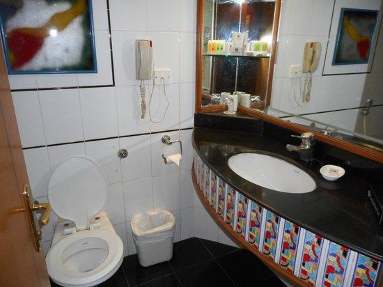 Ramee Guestline Hotel, Juhu: loo