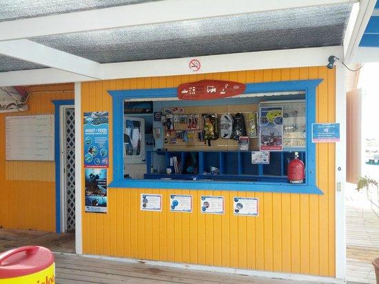 Ocean Encounters Diving: The Hotel Dive Shop