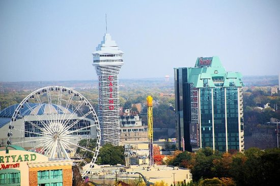 DoubleTree Fallsview Resort & Spa by Hilton - Niagara Falls: niagara Canada