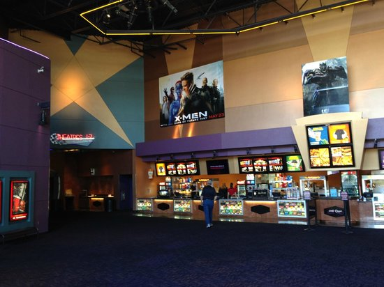 Movies In Fashion Square Mall Scottsdale