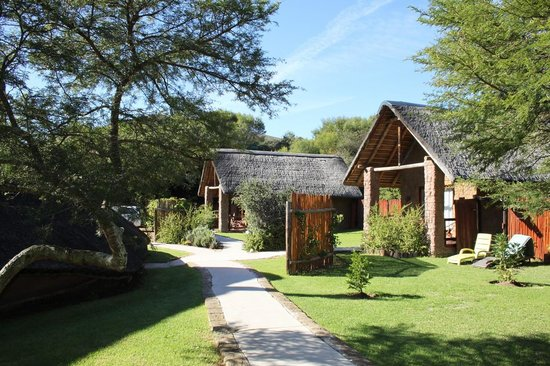Nyaru Private Game Lodge: Family Unit 1 & 2