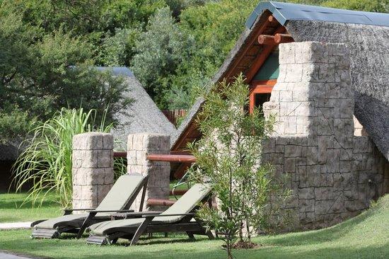 Nyaru Private Game Lodge: 3 Bed Unti