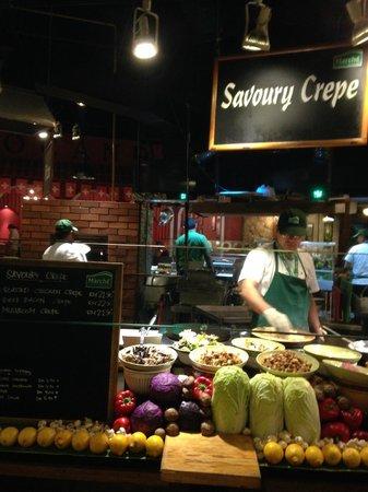 Marche : Desser Stall