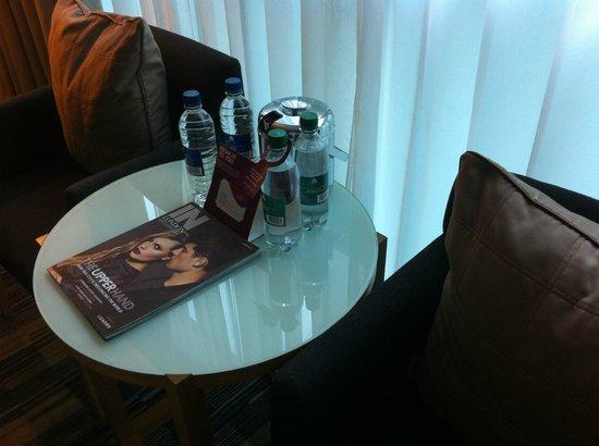 Crowne Plaza London The City: UN HOTEL TRES BIEN SITUE AVEC UN PETIT DEJEUNE AU TOP