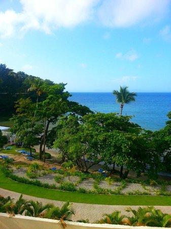 Grand Bahia Principe Cayacoa: view from villa