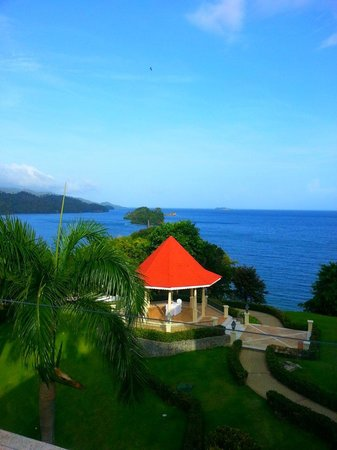 Grand Bahia Principe Cayacoa: reception