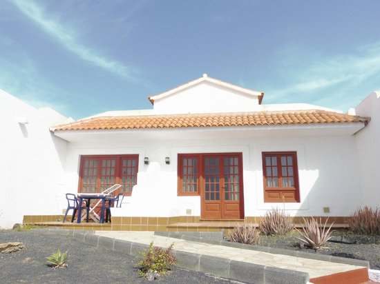 Castillo Beach: Bungalow Standar