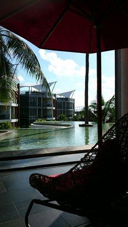 Le Meridien Bali Jimbaran: View from lobby