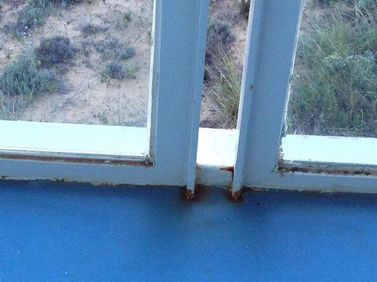The Oitavos: balkon renovierungsbefürtig