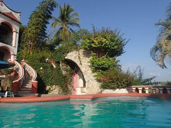 Hotel Paraiso Escondido: Pool