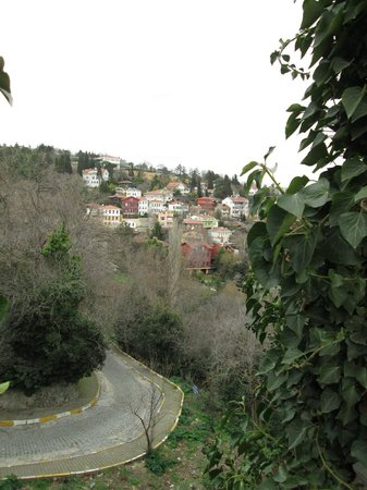 Rumeli Fortress: Another view from the fortress.