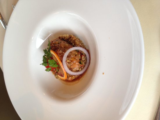 ArchiDona Restaurant : Курочка фаршированная