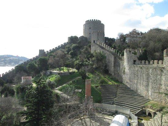 Rumeli Fortress: Rumeli Hisari