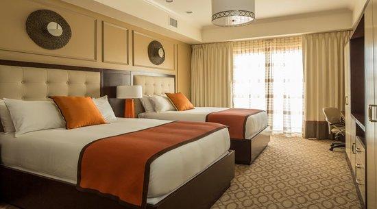 Kimpton Hotel Zamora : 2 Queen Bed Guest Room