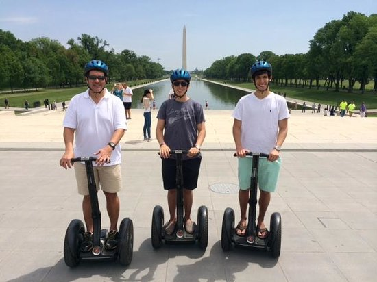 Private DC Segway Tours: Private DC Segway Tour