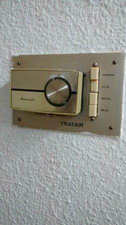 Aparthotel Orion: El aire acondicionado que no funciona