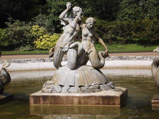The Fountain - Waddesdon Manor