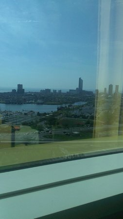 The Water Club by Borgata: View from our room