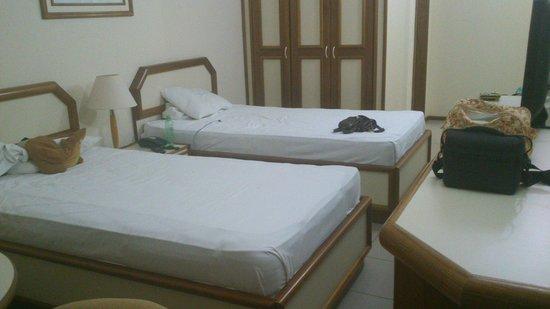 Hotel Grão Pará: Quarto Duplo