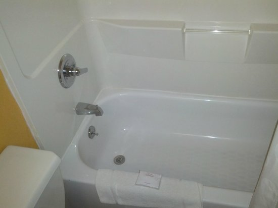 Ramada East Orange: Tub