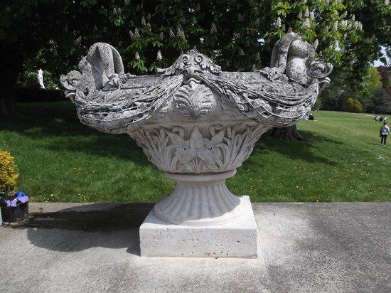 Garden Statuary - Waddesdon Manor